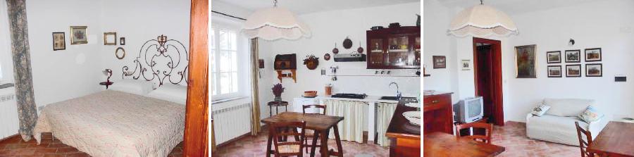 Appartamento San Giovese - Poggio alla Farnia